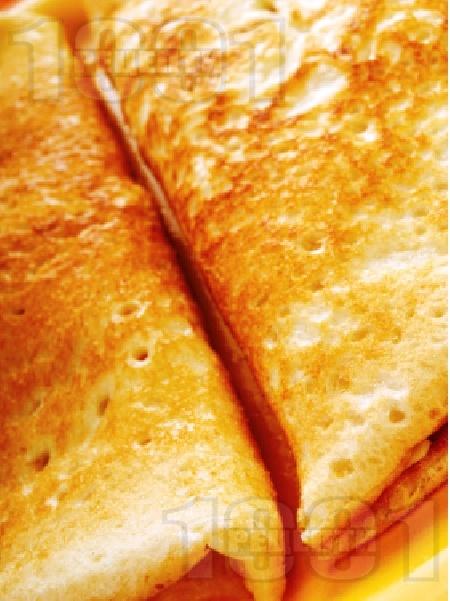 Катми със сирене, кашкавал и джоджен - снимка на рецептата